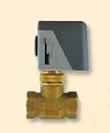 Клапан двухходовой с сервоприводом